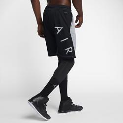 Мужские баскетбольные шорты Jordan Flight Nike. Цвет: серый