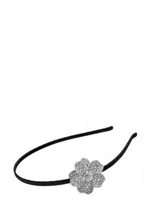 Ободок Kameo-Bis. Цвет: черный