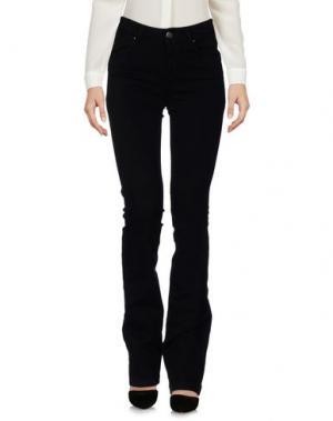 Повседневные брюки KOCCA. Цвет: черный