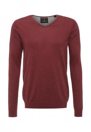 Пуловер Scotch&Soda. Цвет: бордовый