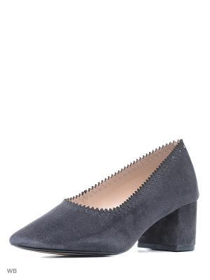 Туфли - DIANA Mango. Цвет: серый