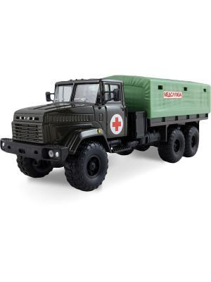 Машина KRAZ-6322 медслужба AUTOTIME. Цвет: зеленый