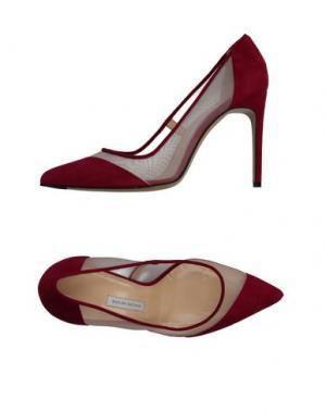 Туфли BIONDA CASTANA. Цвет: пурпурный