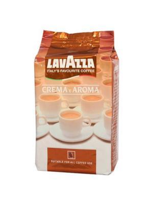 Кофе в зернах LAVAZZA Crema e Aroma. Цвет: коричневый