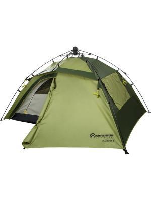 Палатка OUTVENTURE. Цвет: зеленый