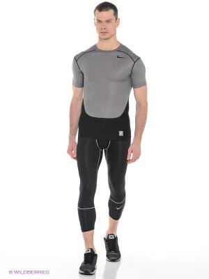 Тайтсы HYPERCOOL 3/4 TIGHT Nike. Цвет: черный