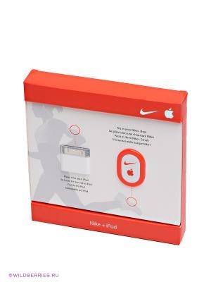Прибор NIKE+ SENSOR RCVR KIT EUCA Nike. Цвет: красный, белый