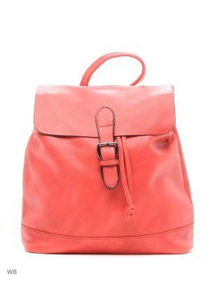 Рюкзак-сумка Sofiya. Цвет: красный