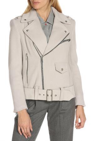 Куртка Dondup. Цвет: серый