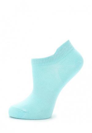 Носки Anta. Цвет: бирюзовый