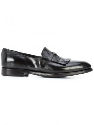 Ursula loafers Alberto Fasciani. Цвет: чёрный
