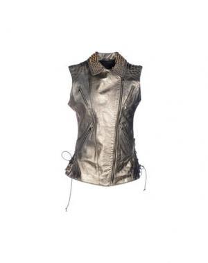 Куртка BAD SPIRIT. Цвет: платиновый