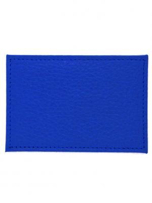 Обложка для проездного Blue Tina Bolotina. Цвет: синий
