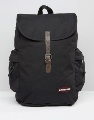Eastpak Черный рюкзак Austin. Цвет: черный