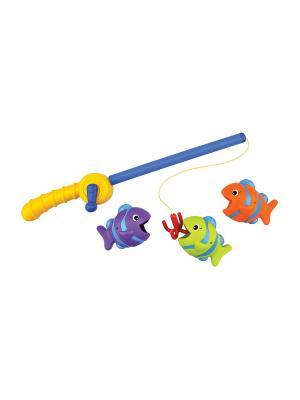 Время рыбалки K'S Kids. Цвет: желтый, зеленый, оранжевый, синий, фиолетовый