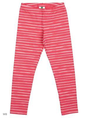 Леггинсы United Colors of Benetton. Цвет: розовый, бледно-розовый