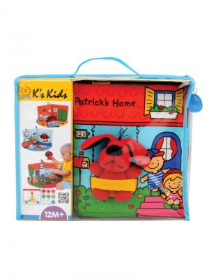 В гостях у Патрика K'S Kids. Цвет: зеленый, красный, оранжевый