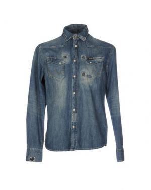 Джинсовая рубашка WRANGLER 42585309PT