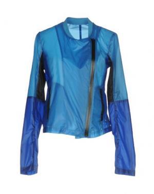 Куртка GILMAR. Цвет: синий