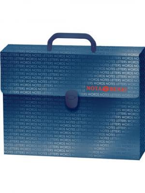 Портфель Nota Bene! Expert Complete. Цвет: синий