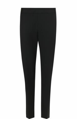 Укороченные брюки прямого кроя со стрелками Weill. Цвет: черный