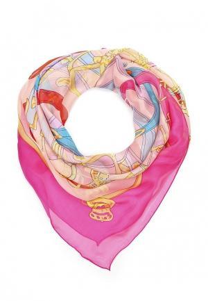 Платок Sabellino. Цвет: розовый