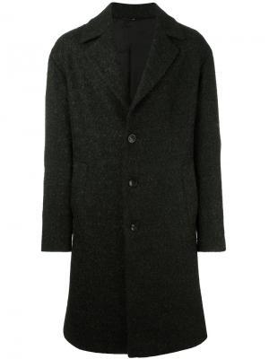 Пальто Ostuni Hevo. Цвет: зелёный