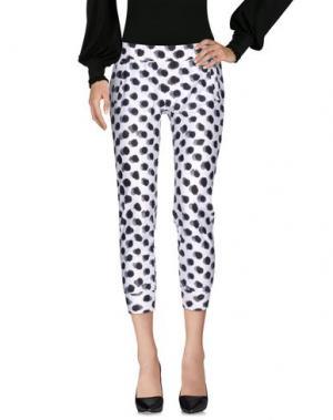 Повседневные брюки SWEATS by NORMAKAMALI. Цвет: белый