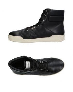 Высокие кеды и кроссовки UMIT BENAN. Цвет: черный