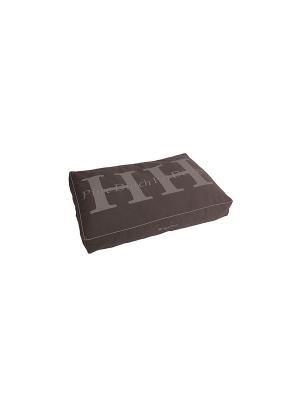 Подушка PURE DUTCH PET DESIGN коричневый L 125*80*15 см для домашних животных Happy House. Цвет: коричневый