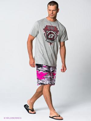 Бордшорты LRG. Цвет: розовый, бежевый, белый, черный