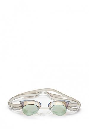 Очки для плавания MadWave. Цвет: желтый