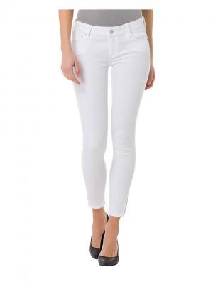 Джинсы Cross Jeans. Цвет: белый
