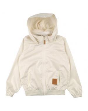 Куртка MINI RODINI. Цвет: белый