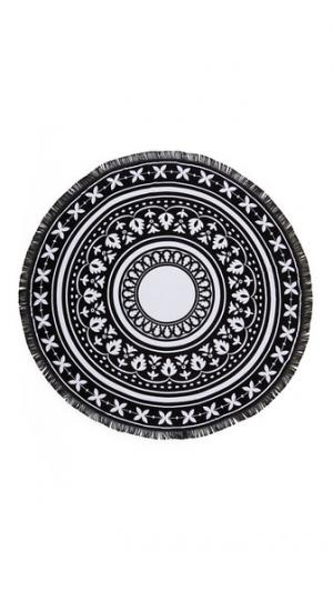 Пляжное полотенце  Queen of the Beach Round Towel Co.