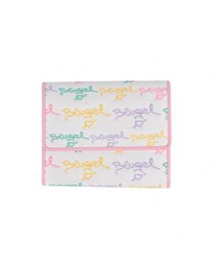 Бумажник BLUGIRL BLUMARINE. Цвет: белый