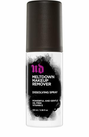 Спрей для снятия макияжа Meltdown Makeup Remover Urban Decay. Цвет: бесцветный