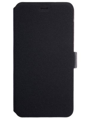 Чехол-книжка для Xiaomi RedMi 4A Prime. Цвет: черный