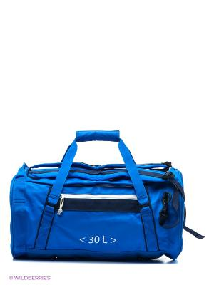 Сумка HH DUEL BAG 2 30L Helly Hansen. Цвет: синий