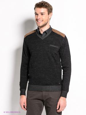 Пуловер Bramante. Цвет: антрацитовый