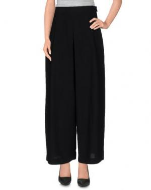 Повседневные брюки NANUSHKA. Цвет: черный