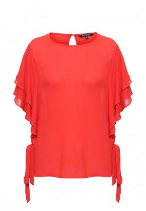 Блуза Top Secret. Цвет: красный