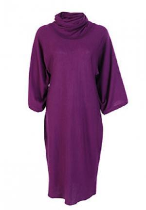 Платье VIA TORRIANI 88. Цвет: фиолетовый