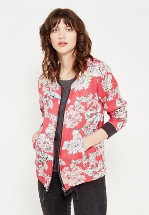 Куртка Billabong. Цвет: разноцветный