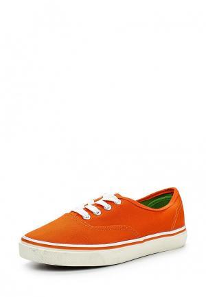 Кеды Tony-p. Цвет: оранжевый