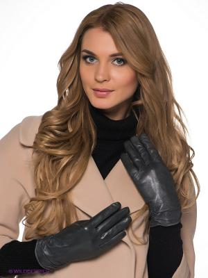 Перчатки Dali Exclusive. Цвет: антрацитовый