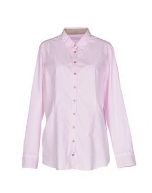 Pубашка VAN LAACK. Цвет: розовый