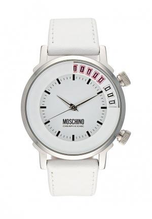 Часы Moschino. Цвет: разноцветный