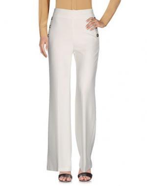Повседневные брюки TWENTY EASY by KAOS. Цвет: белый