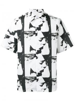 Printed shortsleeved shirt Misbhv. Цвет: чёрный